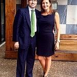 Con mi querido amigo Francisco Alcaide, Prologuista de excepción de Marca Eres Tú !!