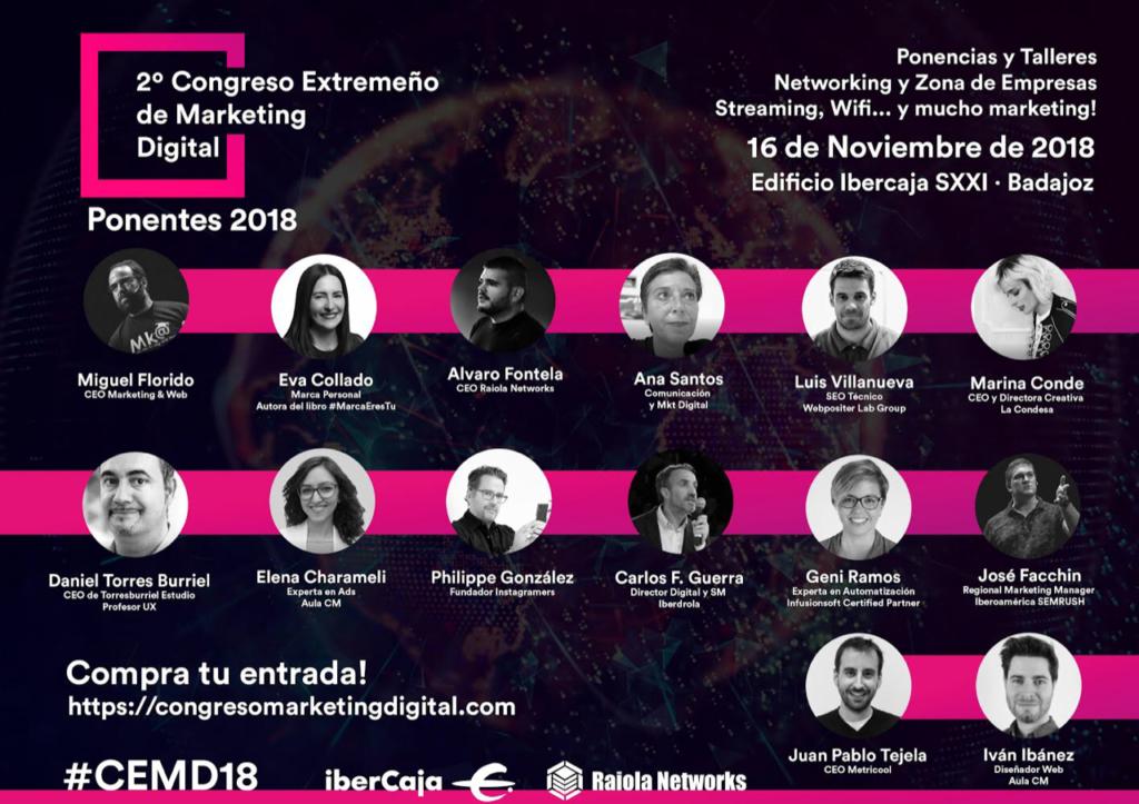 Congreso#CEMD18_evacolladoduran.com